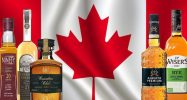 whisky canadiense