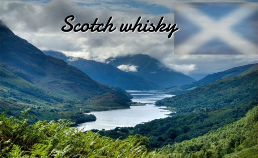 whisky escoce